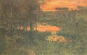 view Sunset Splendor [photomechanical print] digital asset number 1