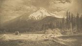 view Mount Shasta [photomechanical print] digital asset number 1
