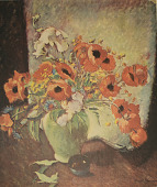 view Poppies [photomechanical print] digital asset number 1