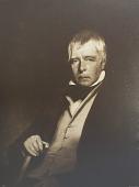 view Sir Walter Scott, 1824 [photomechanical print] digital asset number 1