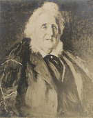 view Portrait of a Man [photomechanical print] digital asset number 1