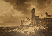 view Old Castle [photomechanical print] digital asset number 1