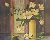 view Magnolias [photomechanical print] digital asset number 1
