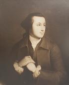 view Benjamin West [photomechanical print] digital asset number 1