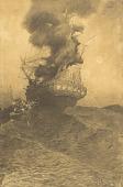 view Burning Ship [photomechanical print] digital asset number 1