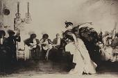 view A Spanish Dance [photomechanical print] digital asset number 1