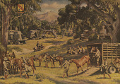 view The 107th Regiment Cavalry [photomechanical print] digital asset number 1