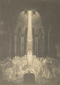view Communion Scene from Parsifal [photomechanical print] digital asset number 1