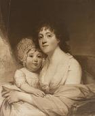 view Mrs. Samuel Gattiff and Daughter [photomechanical print] digital asset number 1