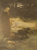 view The Nativity [photomechanical print] digital asset number 1