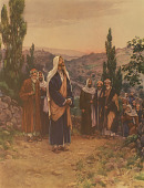 view Prayer for His Disciples [photomechanical print] digital asset number 1