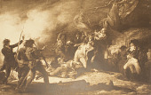 view Death of General Montgomery at Quebec [photomechanical print] digital asset number 1