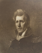 view Portrait of General Jackson [photomechanical print] digital asset number 1