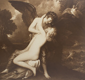 view Cupid and Psyche [photomechanical print] digital asset number 1