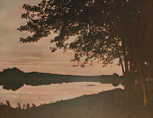 view Dawn on the St. Croix [photomechanical print] digital asset number 1