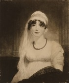 view Portrait of a Lady [photomechanical print] digital asset number 1