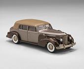 view Cadillac V16 model car (taupe) digital asset number 1