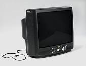 view Panasonic twenty-seven-inch color television digital asset number 1