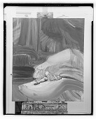 view Figure Reclining [painting] / (photographed by Walter Rosenblum) digital asset number 1