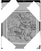 view Cupid on a Lion, [drawing] / (photographed by Walter Rosenblum) digital asset number 1