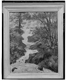 view Landscape [painting] / (photographed by Walter Rosenblum) digital asset number 1