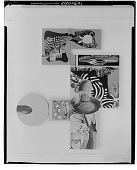 view Spoonk [collage] / (photographed by Walter Rosenblum) digital asset number 1