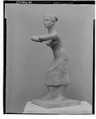 view Dancer with Arms Outstretched [sculpture] / (photographed by Walter Rosenblum) digital asset number 1