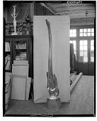 view Mother Bird [sculpture] / (photographed by Walter Rosenblum) digital asset number 1