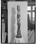 view Naomi [sculpture] / (photographed by Walter Rosenblum) digital asset number 1