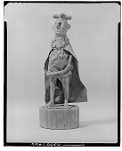 view The Cold King [sculpture] / (photographed by Walter Rosenblum) digital asset number 1