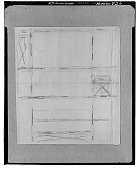 view Study for a Composition [sketch] / (photographed by Walter Rosenblum) digital asset number 1