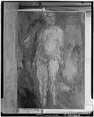 view Figure [painting] / (photographed by Walter Rosenblum) digital asset number 1