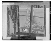 view Easel in Studio [painting] / (photographed by Walter Rosenblum) digital asset number 1