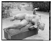 view The River [sculpture] / (photographed by Walter Rosenblum) digital asset number 1