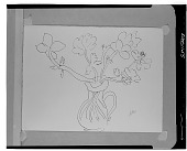 view Vase with Flowers [art work] / (photographed by Walter Rosenblum) digital asset number 1