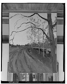 view Country Road [art work] / (photographed by Walter Rosenblum) digital asset number 1