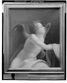 view Angel [painting] / (photographed by Walter Rosenblum) digital asset number 1
