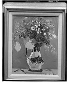 view Still Life with Poppies, [painting] / (photographed by Walter Rosenblum) digital asset number 1