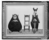 view Seated Clergy [art work] / (photographed by Walter Rosenblum) digital asset number 1