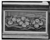 view Apples [painting] / (photographed by Walter Rosenblum) digital asset number 1