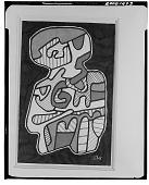 view La Brioche III [drawing] / (photographed by Walter Rosenblum) digital asset number 1