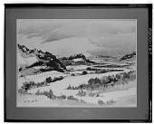 view Winter Landscape [art work] / (photographed by Walter Rosenblum) digital asset number 1