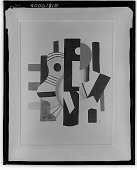 view Composition [painting] / (photographed by Walter Rosenblum) digital asset number 1
