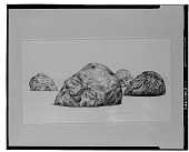 view Heads in Water [drawing] / (photographed by Walter Rosenblum) digital asset number 1