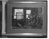 view Room Interior [drawing] / (photographed by Walter Rosenblum) digital asset number 1