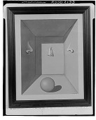 view Sphere and Noses [painting] / (photographed by Walter Rosenblum) digital asset number 1