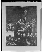 view Between Rounds [graphic arts] / (photographed by Walter Rosenblum) digital asset number 1