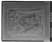 view Still Life with Knife [drawing] / (photographed by Walter Rosenblum) digital asset number 1