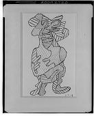 view Abstract Figure [art work] / (photographed by Walter Rosenblum) digital asset number 1