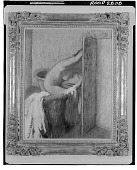 view Le Bain [drawing] / (photographed by Walter Rosenblum) digital asset number 1
